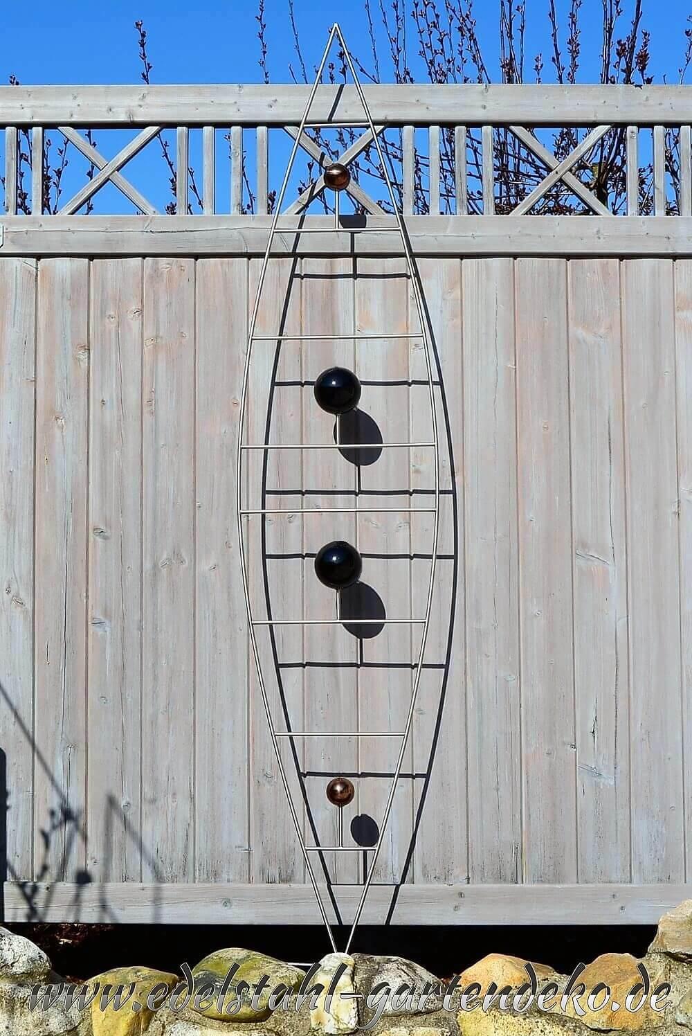 rankgitter alina aus edelstahl die stilvolle rankhilfe f r ihren garten. Black Bedroom Furniture Sets. Home Design Ideas